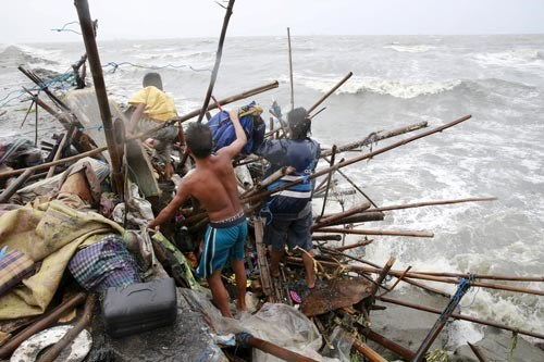 Typhoon Koppu causes heavy loss in Philippines hinh anh 1