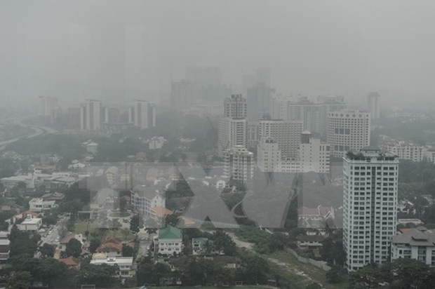 Malaysia: Schools close again over worsening haze hinh anh 1