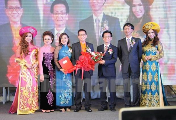 Vietnamese-Thai business association's second congress opens hinh anh 1