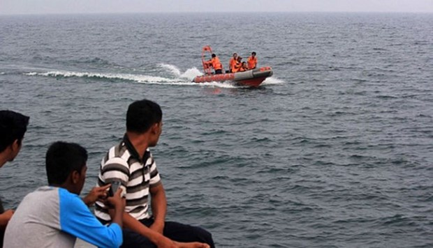 Indonesia concludes search for fallen helicopter hinh anh 1