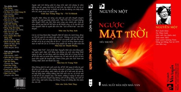 Vietnamese novel to be published in the US hinh anh 1