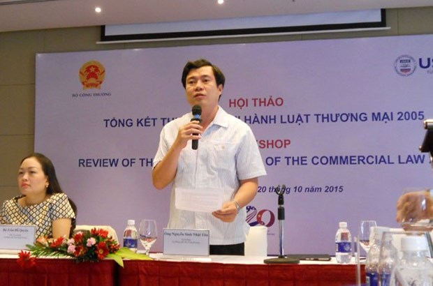 Revised Commercial Law to be in line with economic integration hinh anh 1