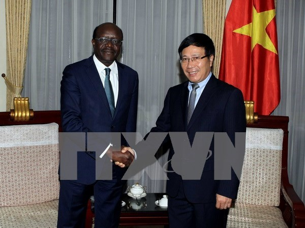 UNCTAD supports Vietnam's ties with developing Africa hinh anh 1