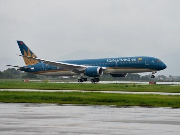 Vietnam Airlines to launch Hai Phong-Nha Trang air route hinh anh 1