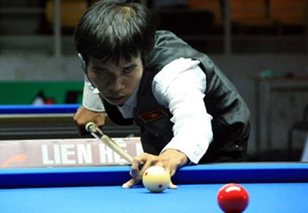 Cueist Tran Quyet Chien ranks 12th in world hinh anh 1