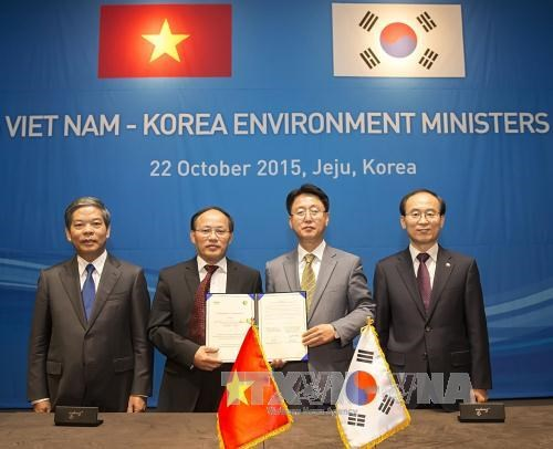 Vietnam, RoK cooperate in biodiversity, natural resource hinh anh 1