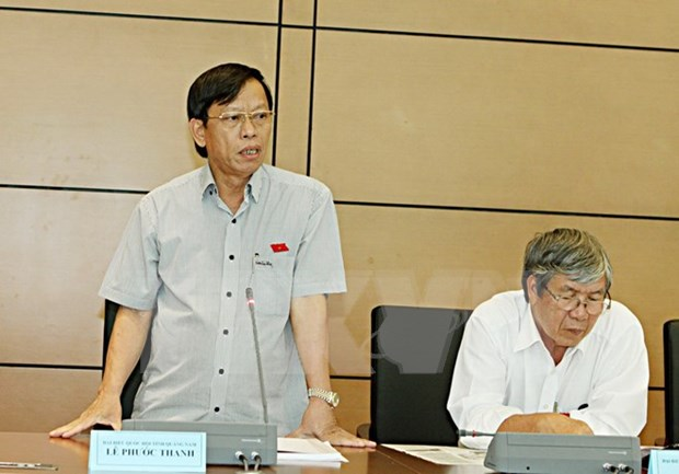 Lawmakers scrutinise socio-economic matters hinh anh 1