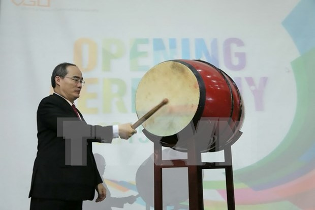 Vietnam-Germany University helps reform national education hinh anh 1
