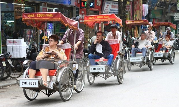 Hanoi moves to develop tourism as spearhead sector hinh anh 1