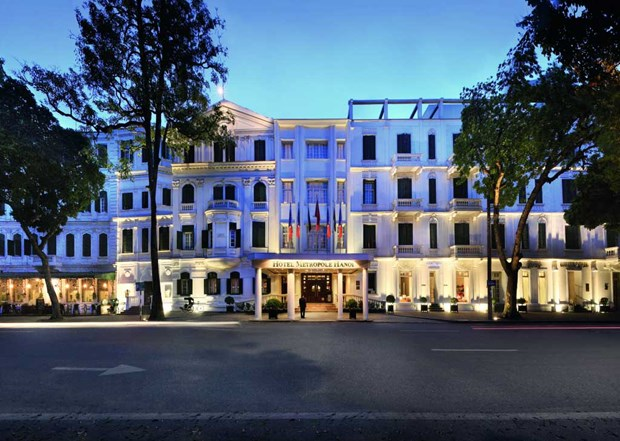 Hotels in VN among best in Asia hinh anh 1