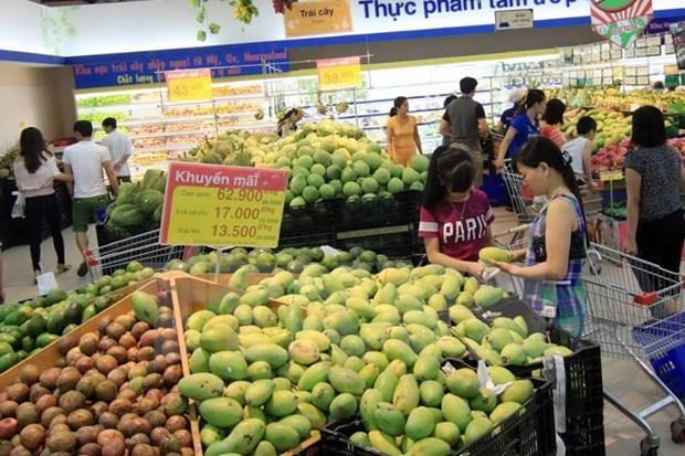 Vietnam's October CPI up 0.11 percent hinh anh 1