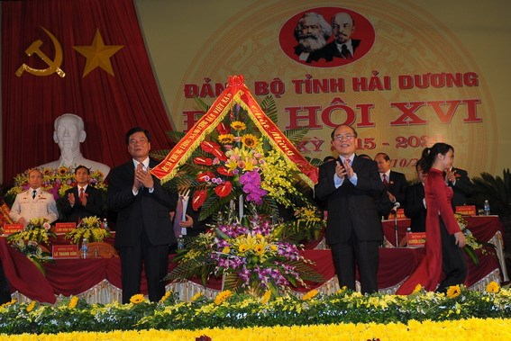 Hai Duong asked to focus on industrial development hinh anh 1