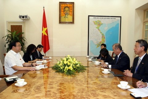 Japanese businesses laud Ha Nam's investment climate hinh anh 1