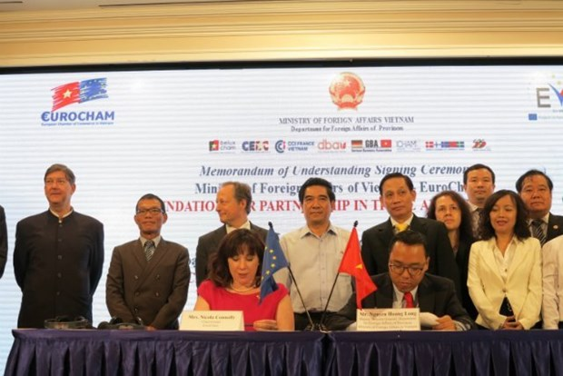 Agreement supports European firms' investment in Vietnam hinh anh 1