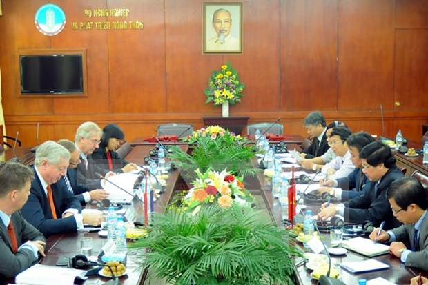 Netherlands supports Vietnam to develop smart agriculture hinh anh 1