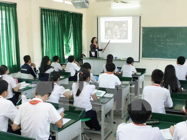 UNESCO initiative promotes gender equality in education hinh anh 1