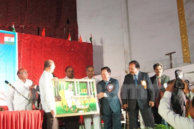 Vietnam-India friendship festival held in India hinh anh 1