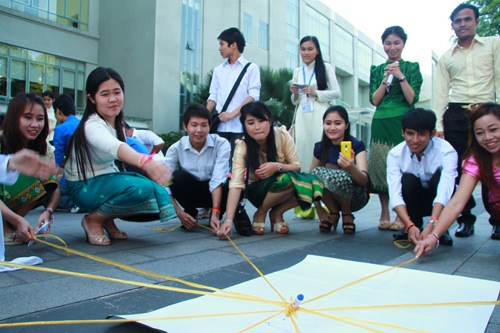 47 pct of Cambodian students in Vietnam pursue medicine, pharmacy hinh anh 1