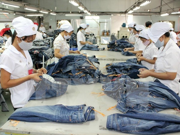 Vietnamese firms seek to increase exports to US hinh anh 1