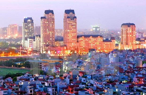 GDP growth target set for next five years hinh anh 1