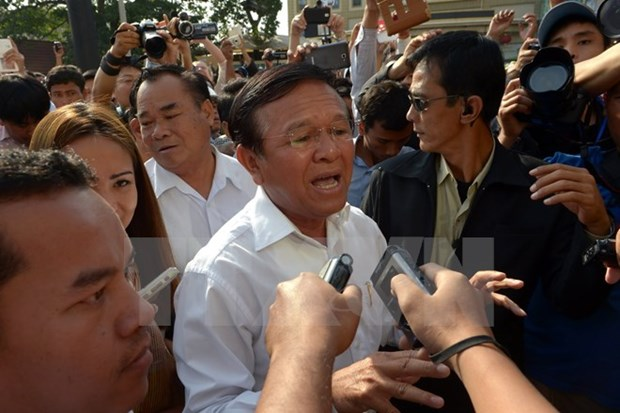 Cambodia: no nominee for NA First Vice President post hinh anh 1