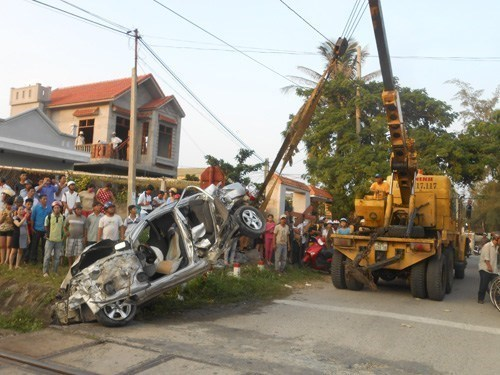 Number of accidents in Vietnam down 11 percent hinh anh 1
