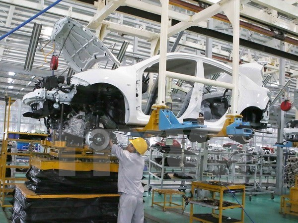 Action plan adopted to actualise auto industry development plan hinh anh 1
