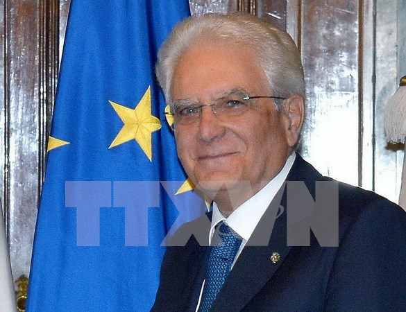 Italian President's visit to foster strategic partnership with VN hinh anh 1