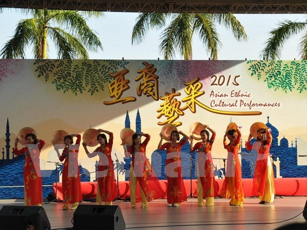 Vietnam attends ethnic cultural event in Hong Kong hinh anh 1
