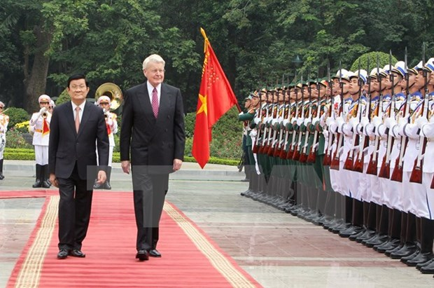 Vietnam, Iceland seek more extensive cooperation hinh anh 1