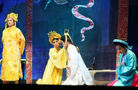 Bac Lieu hosts national cai luong competition hinh anh 1