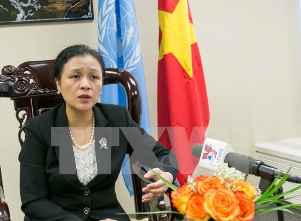 Vietnam supports UN peacekeeping efforts hinh anh 1