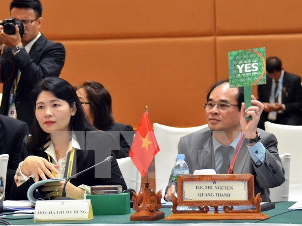 Vietnam attends ASEANSAI Assembly meeting in Cambodia hinh anh 1