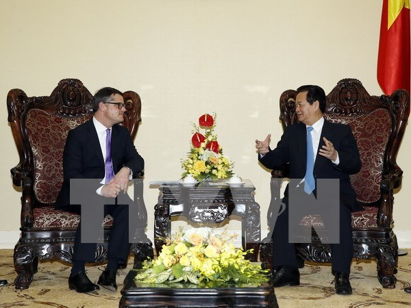 """PM hails Vietnam-Germany University as """"lighthouse"""" in bilateral ties hinh anh 1"""