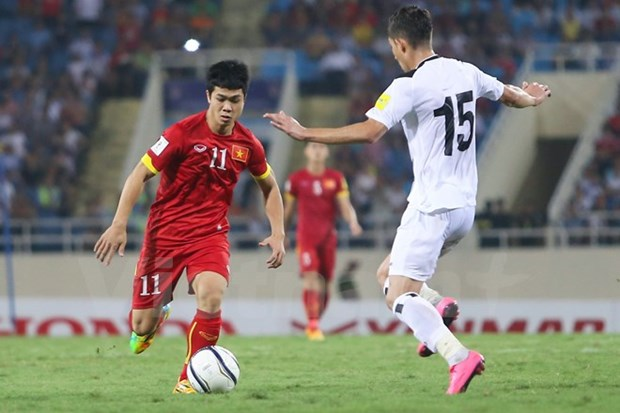 Vietnam move up two spots in November FIFA ranking hinh anh 1