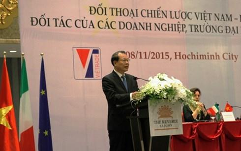 Vietnam, Italy enhance economic cooperation hinh anh 1