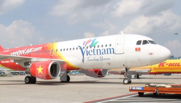 Vietjet Air welcomes 29th jet on board hinh anh 1