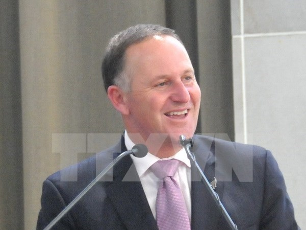 New Zealand Prime Minister to pay official visit to Vietnam hinh anh 1