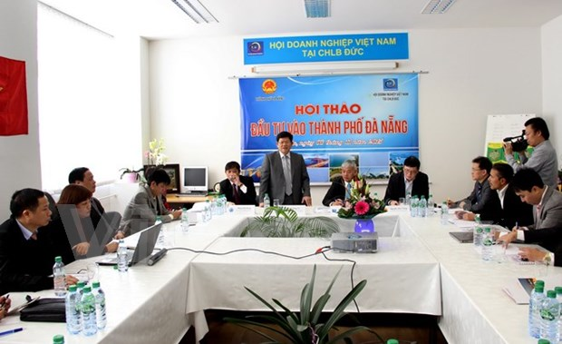 Da Nang eyes more investment from Germany hinh anh 1