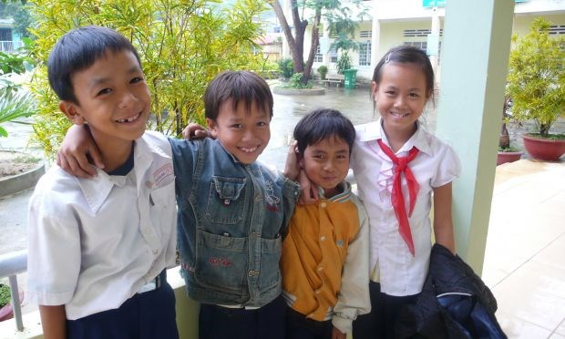 Urban Development Project focuses on vulnerable children hinh anh 1