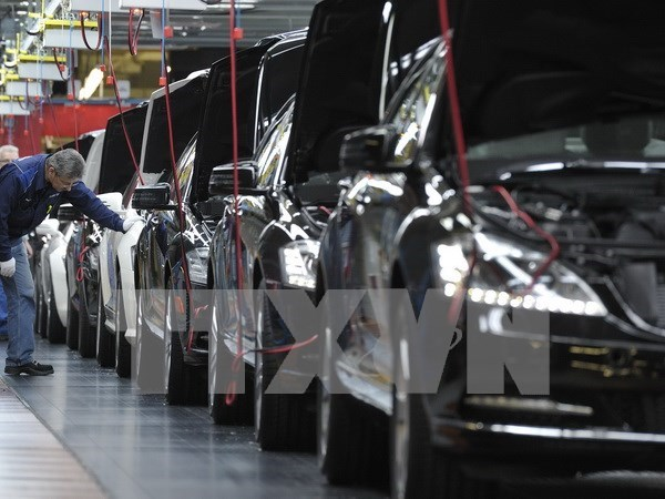 Laos removes automobile import duties hinh anh 1