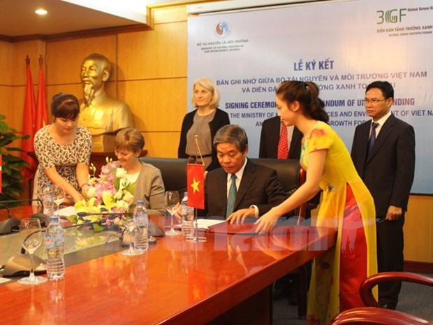 Vietnam, Denmark step up cooperation in food, green growth hinh anh 1