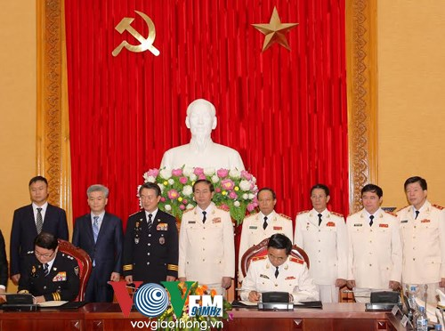 Vietnam, RoK police boost cooperation hinh anh 1