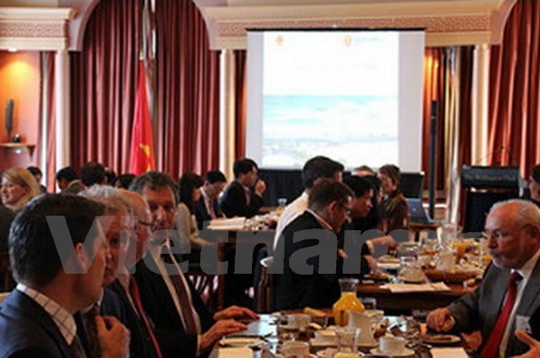 'Doing business with Vietnam' workshop held in New Zealand hinh anh 1