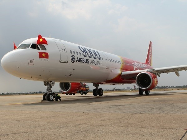 Vietjet expands its fleet with order for 30 more A321s hinh anh 1