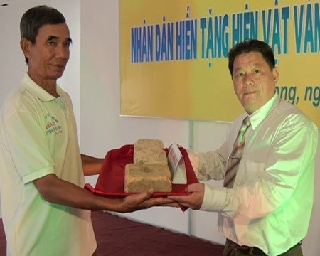 Residents asked to donate relics hinh anh 1