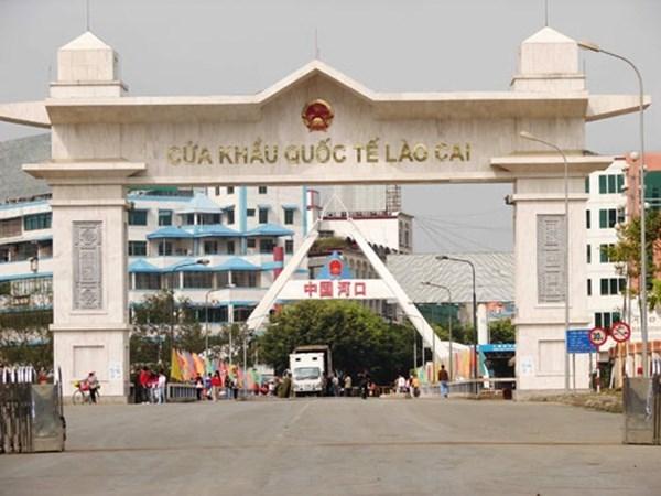 Lao Cai, China's Yunnan province bolster trade partnership hinh anh 1