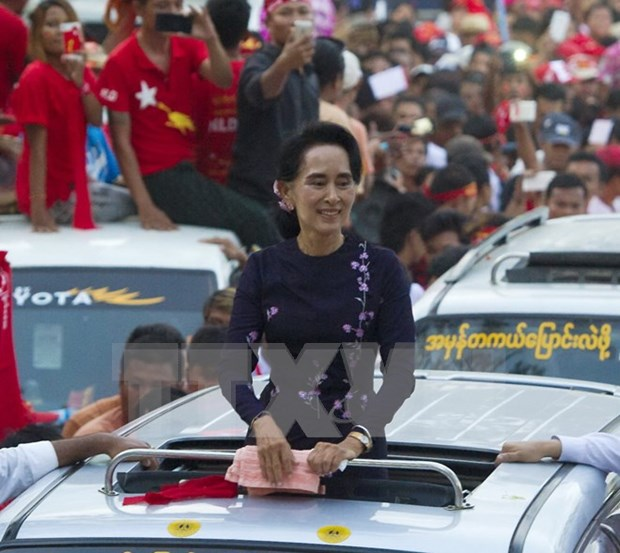 Myanmar: NDL wins 605 parliamentary seats hinh anh 1