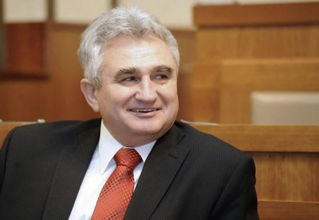 Czech Senate President begins Vietnam visit hinh anh 1