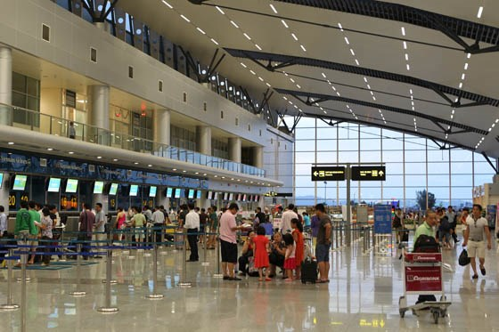 Construction work commences on new terminal in Da Nang airport hinh anh 1
